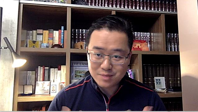 Silk and Steel Podcast EP124-Interview with an ethnic Mongol from Xinjiang, Dr. Gordon Gao Part 1