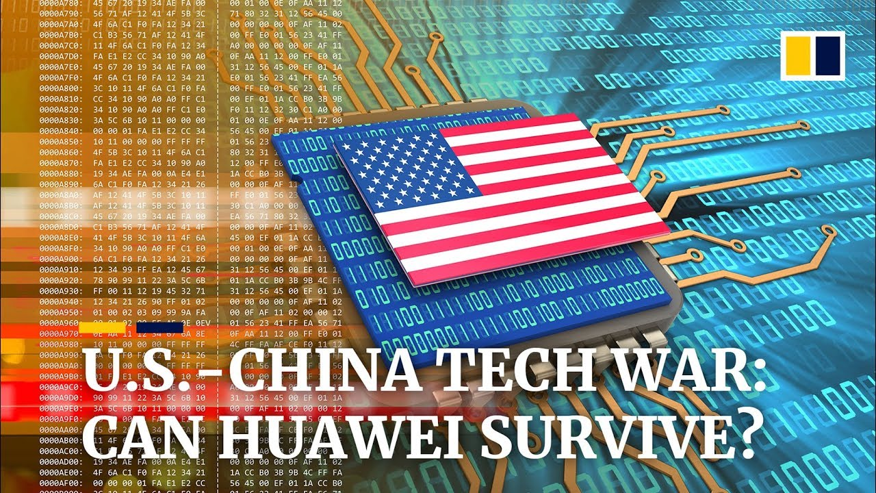 Silk and Steel Podcast EP#88-US China Tech War Round 2 with Industry Insider