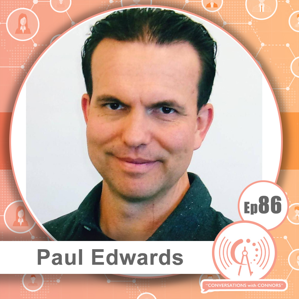 Paul Edwards: Sensing Someone Else's Voice