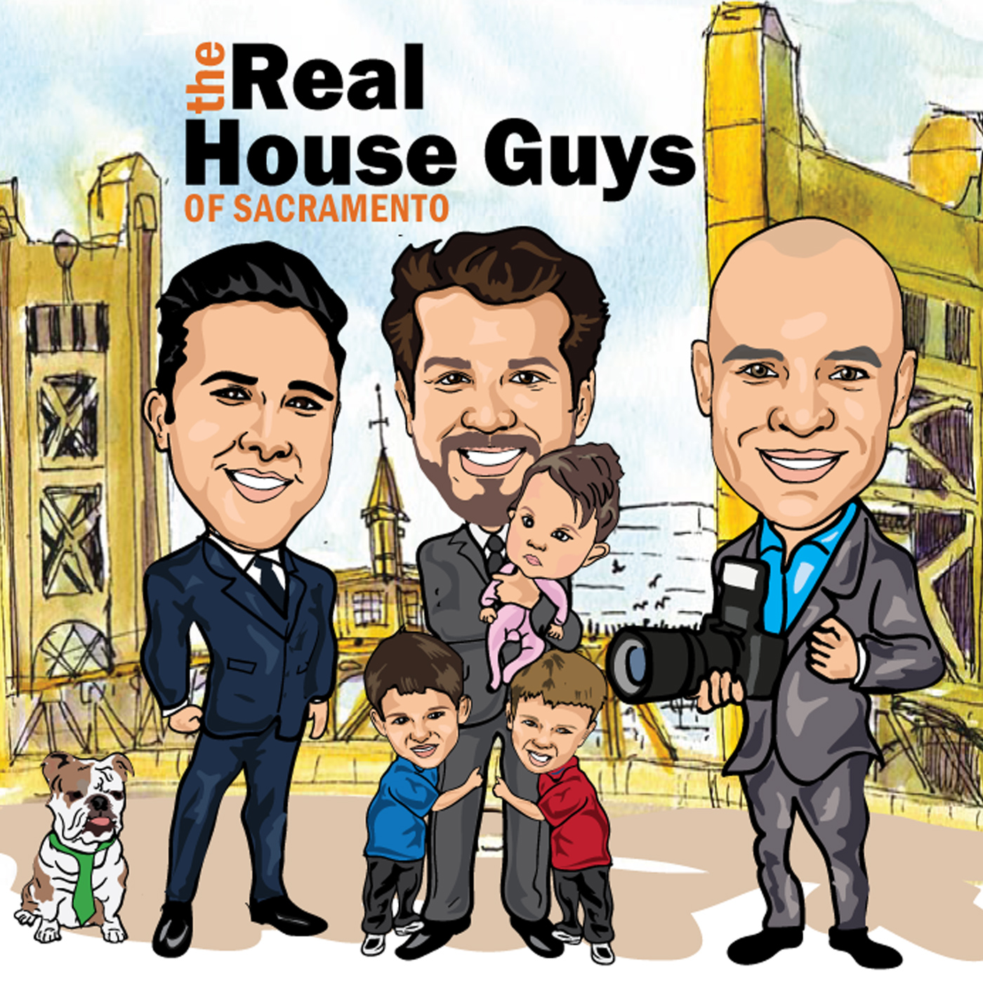 Episode 1 - Meet the Real House Guys of Sacramento!