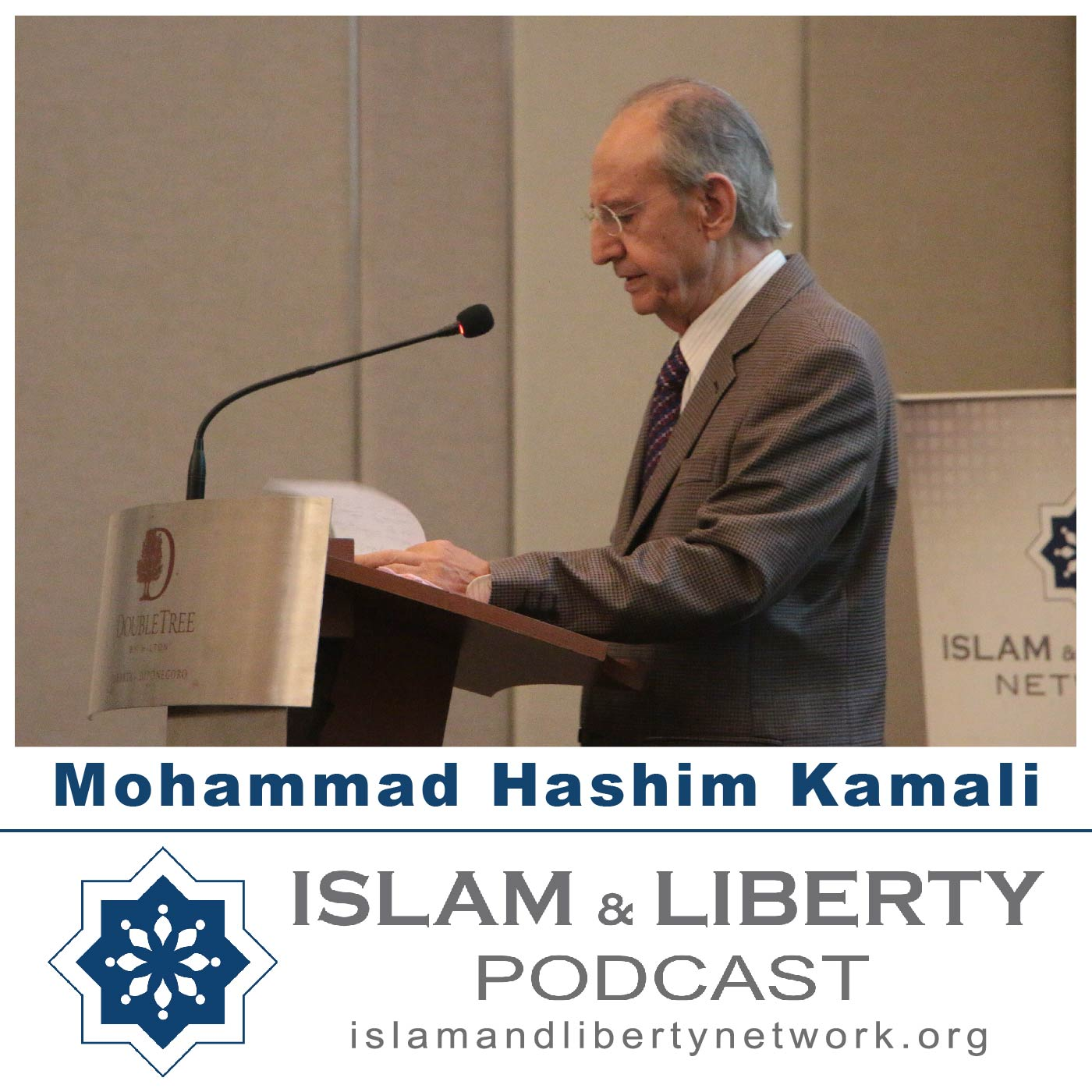Episode 019 - Mohammad Hashim Kamali, Freedom of Religion and Apostasy: Issues, Responses and Developments