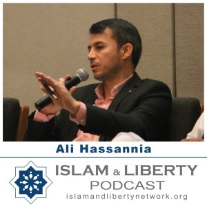 """Episode 021 - Ali Hassannia, Between """"Religious Intolerance"""" and """"Holy Ignorance"""": Discussion of Misconceptions about Religious Freedom"""