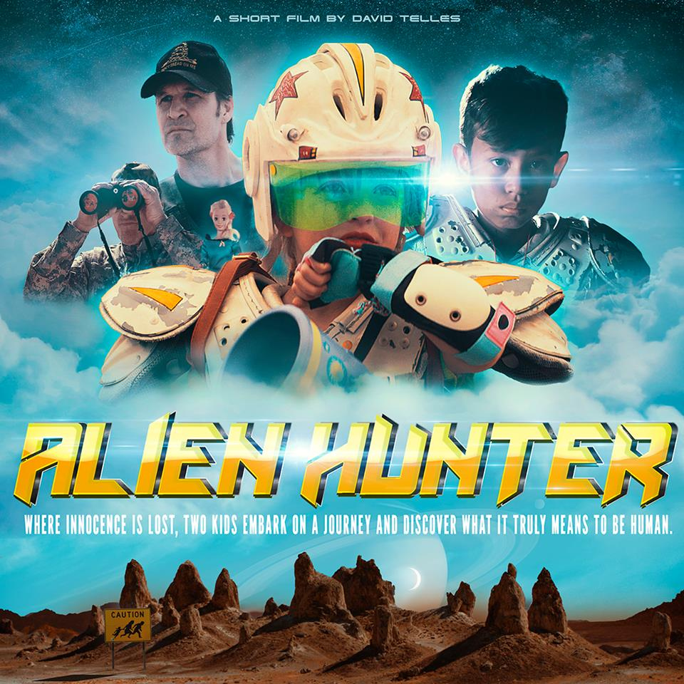 Tribbles and Trilobites - Episode 5 - Michelle Chan and David Telles - Alien Hunter April 2nd 2016
