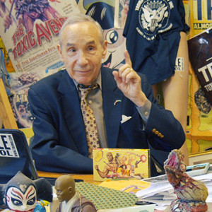 Interview with Lloyd Kaufman and discussions on Godzilla, Dark Phoenix  and John Wick 3!