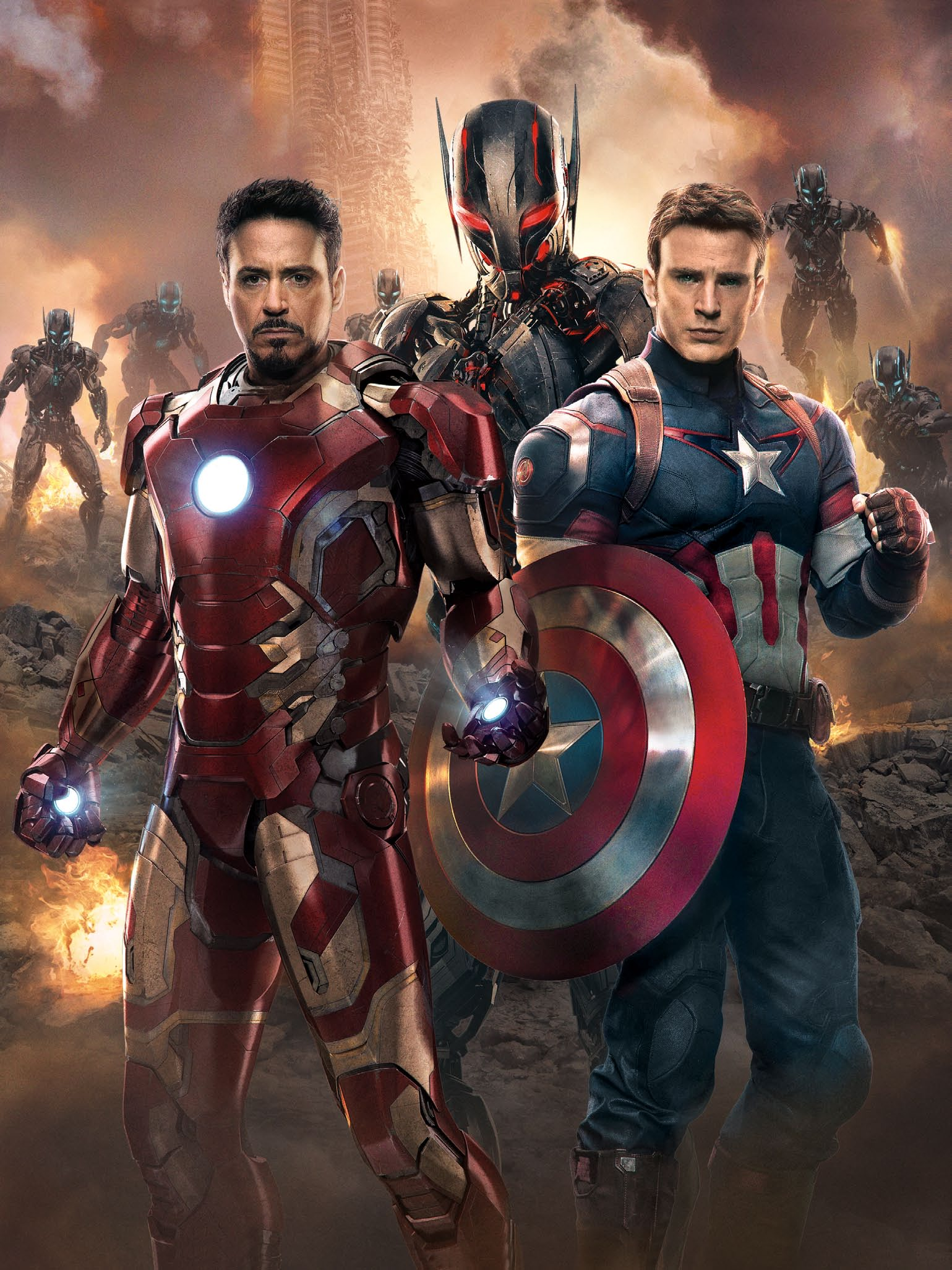 New York Cine Radio #141: Discussions on Avengers: Age of Ultron, Fat Man and Little Boy, Manhattan and Walking Dead