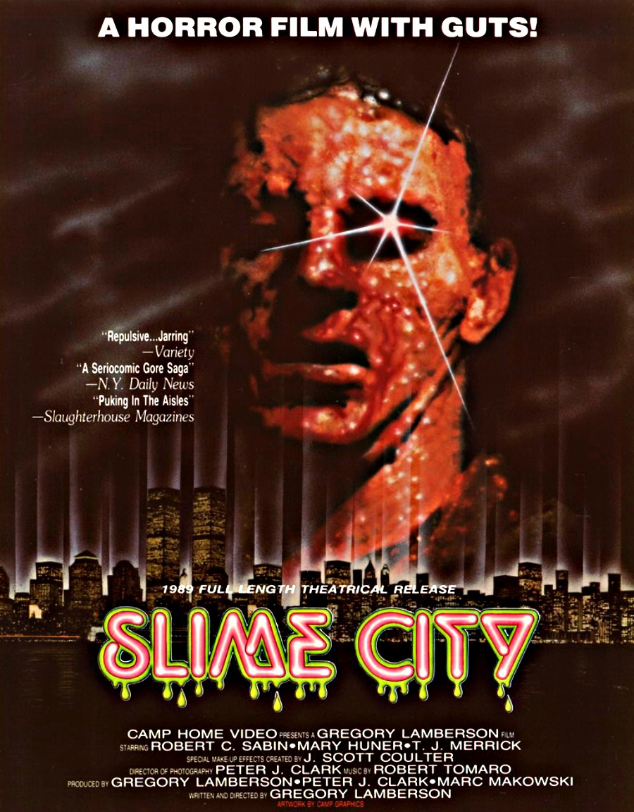 VHS Massacre #5: Slime City one of the original