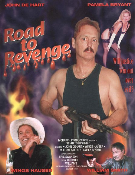 New York Cine Radio #195:  Ultimate Fighter, Road to Revenge, Troma News, and more!!!