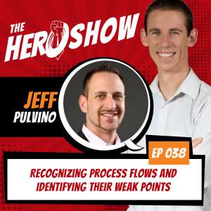 Recognizing Process Flows and Identifying Their Weak Points