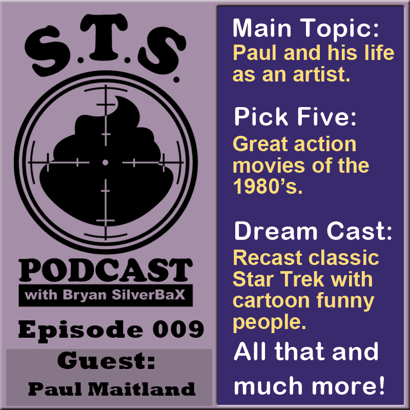 STS Podcast Episode 009