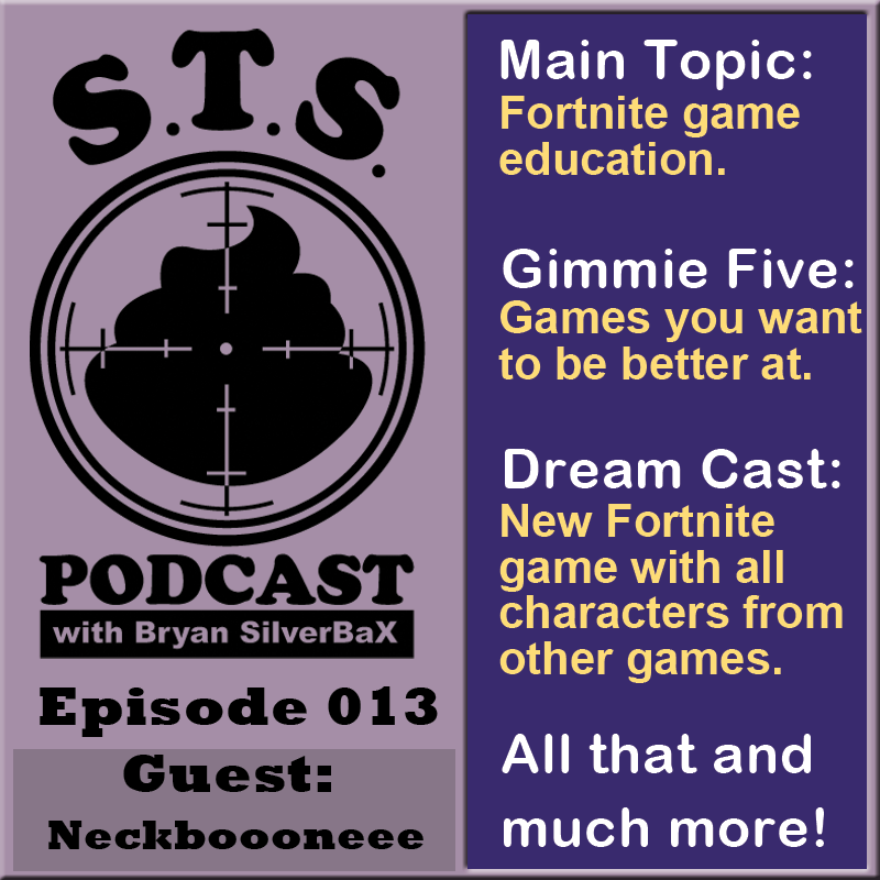 STS Podcast Episode 013