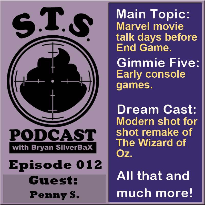 STS Podcast Episode 012