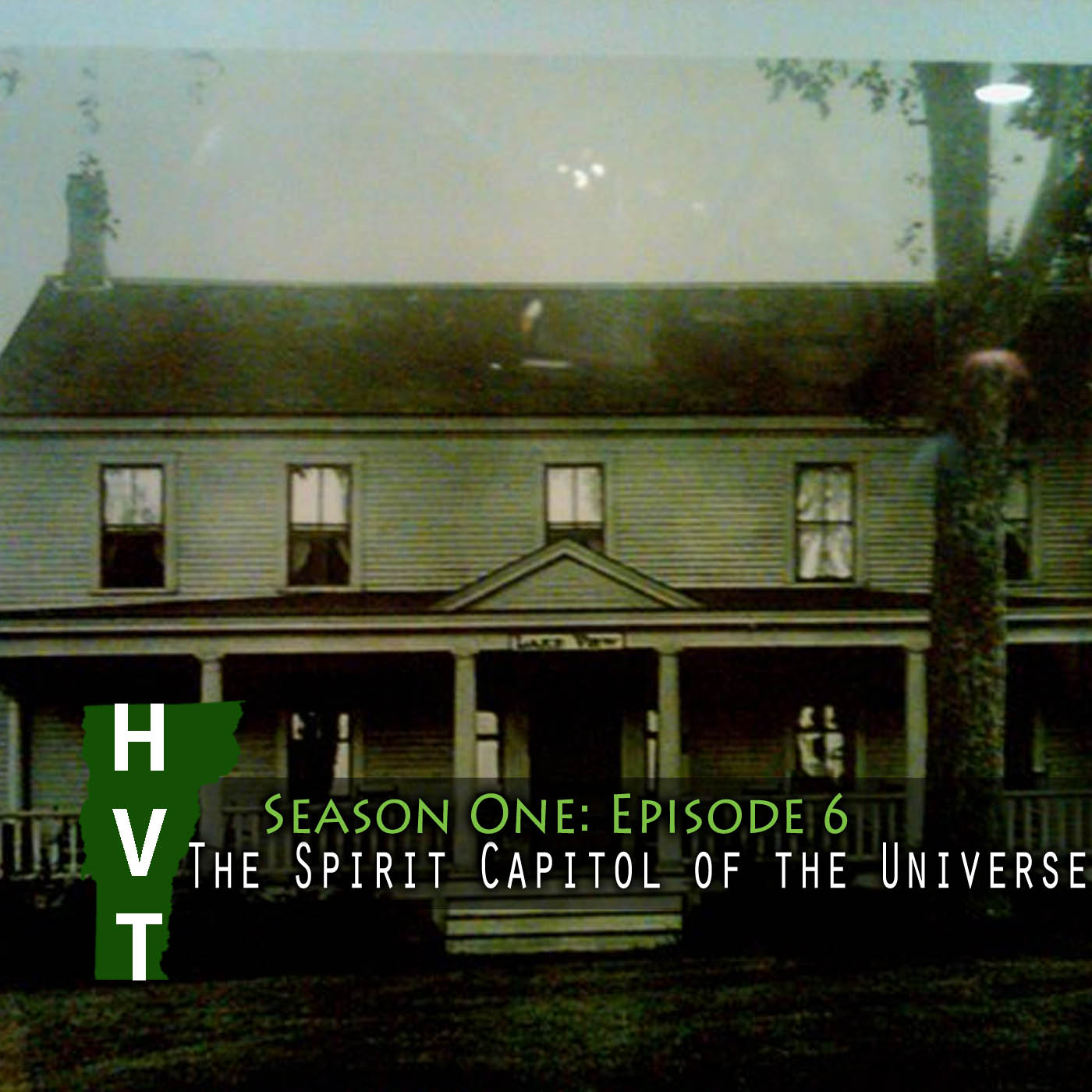 S1: Ep. 6: The Spirit Capitol of the Universe