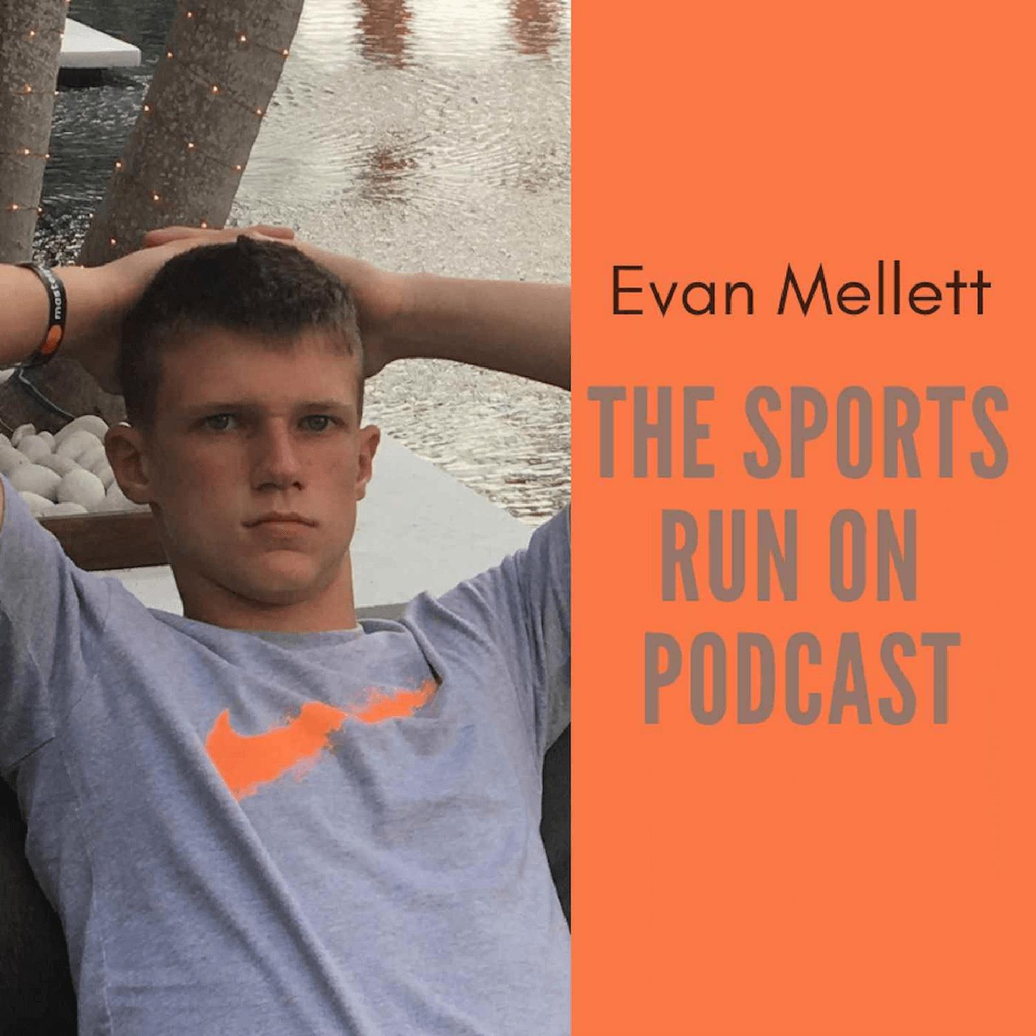 The Sports Run On Podcast – Episode 25