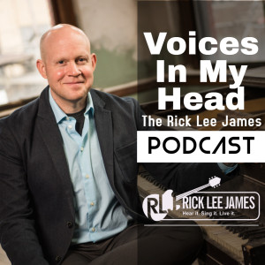 Voices In My Head Podcast Episode 322: Eli Williams - Author of Father Love