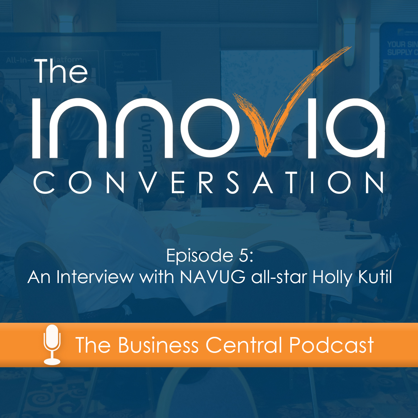 An Interview with NAVUG all-star Holly Kutil