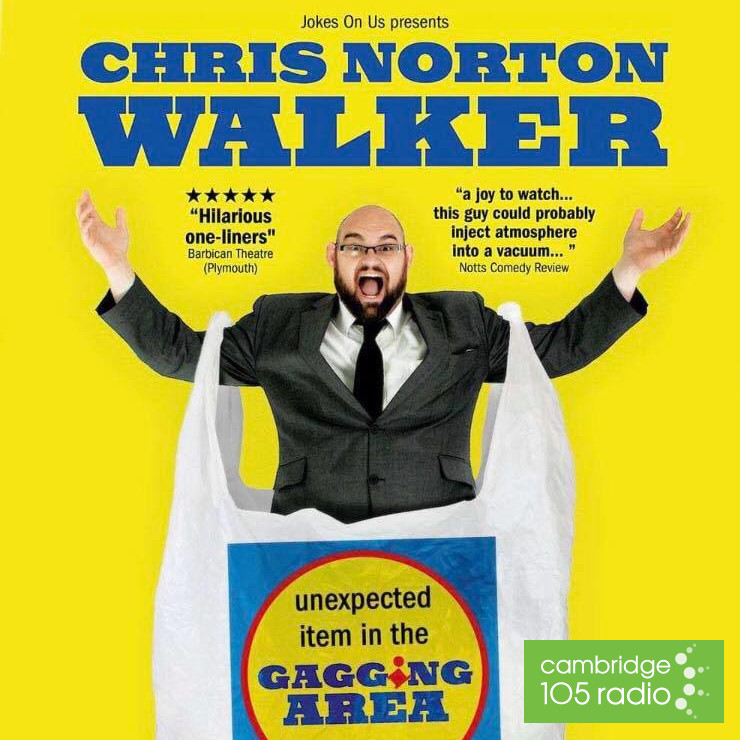 Chris Norton Walker: Unexpected Item In The Gagging Area
