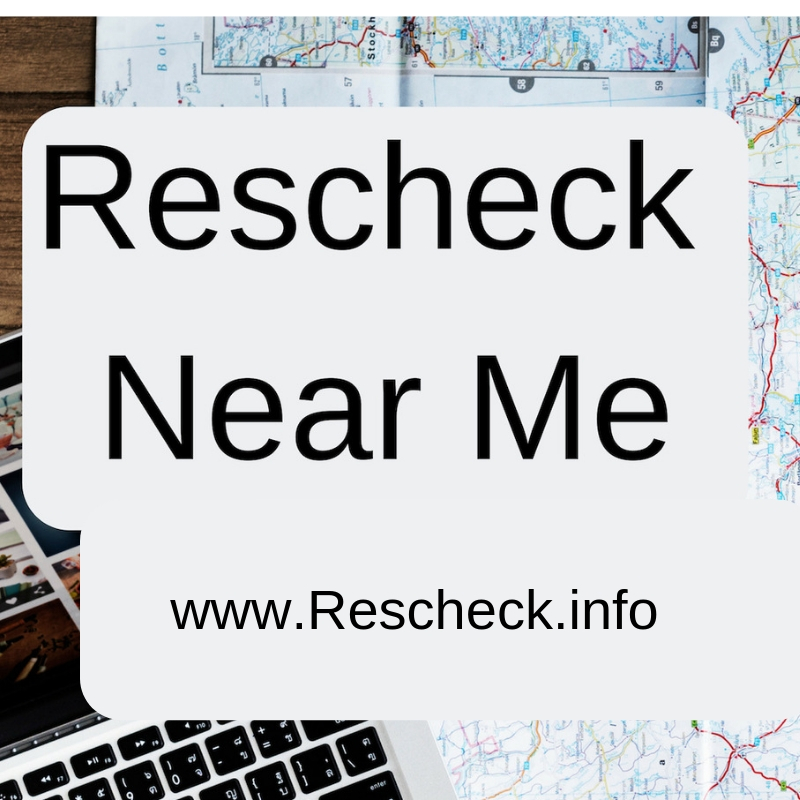 Common Rescheck Mistakes