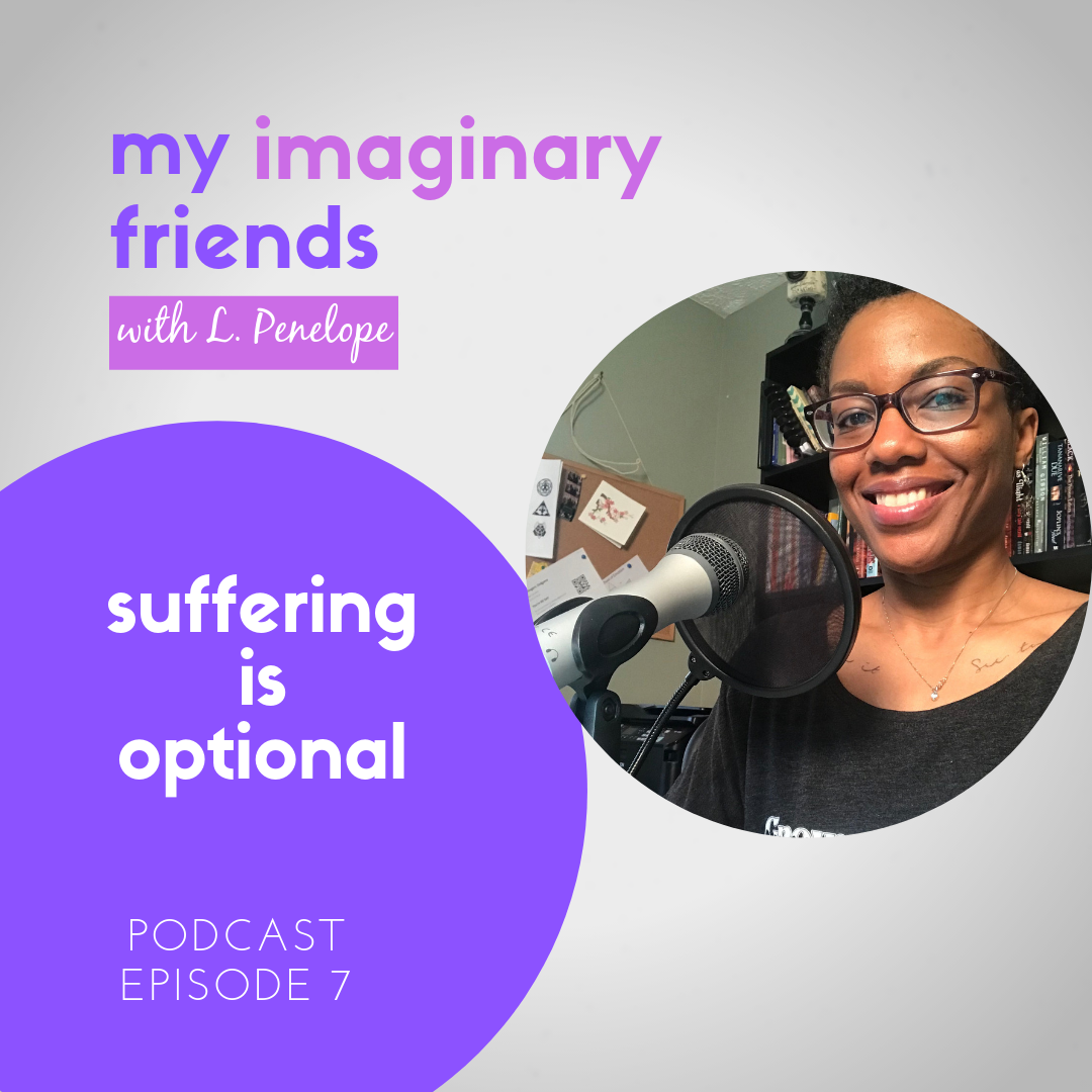 009: Suffering is optional