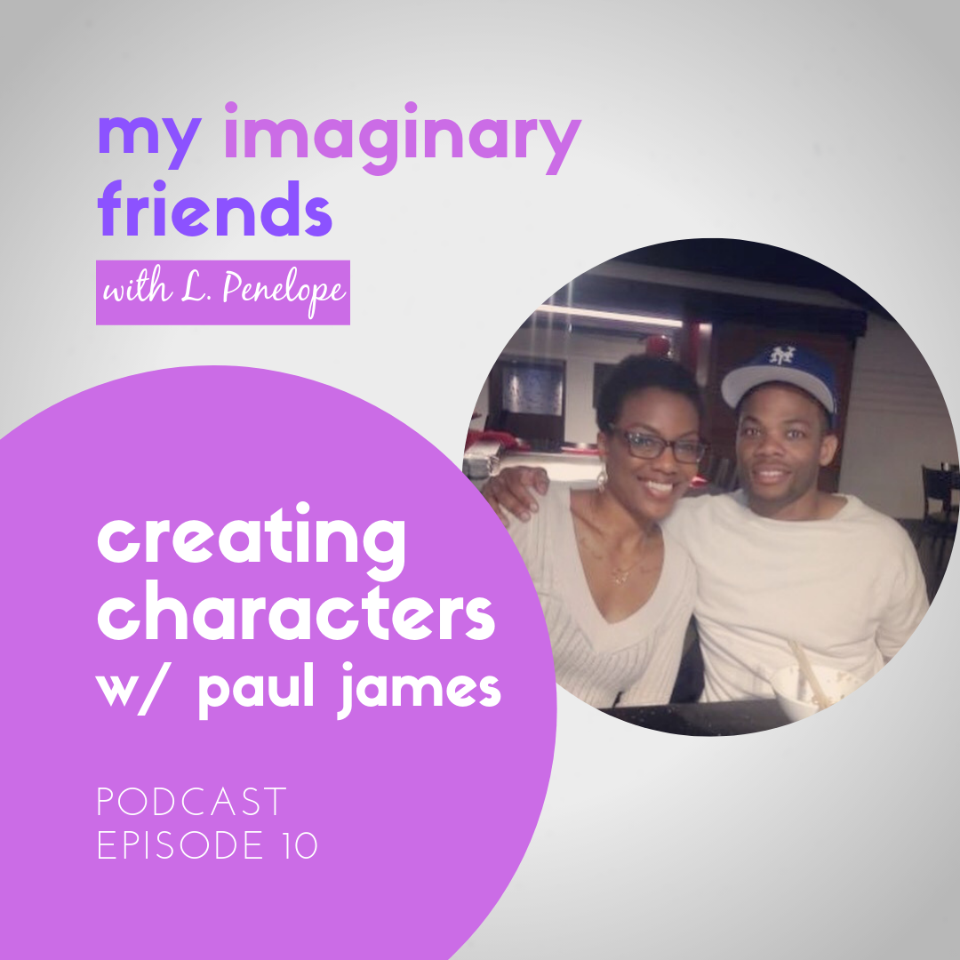 010: Creating Characters w/ Paul James