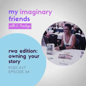 RWA Edition: Owning Your Story