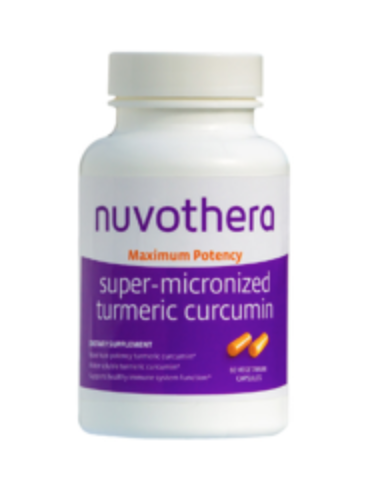 Nuvothera Launches Next-Gen, Super-Micronized Turmeric Supplement
