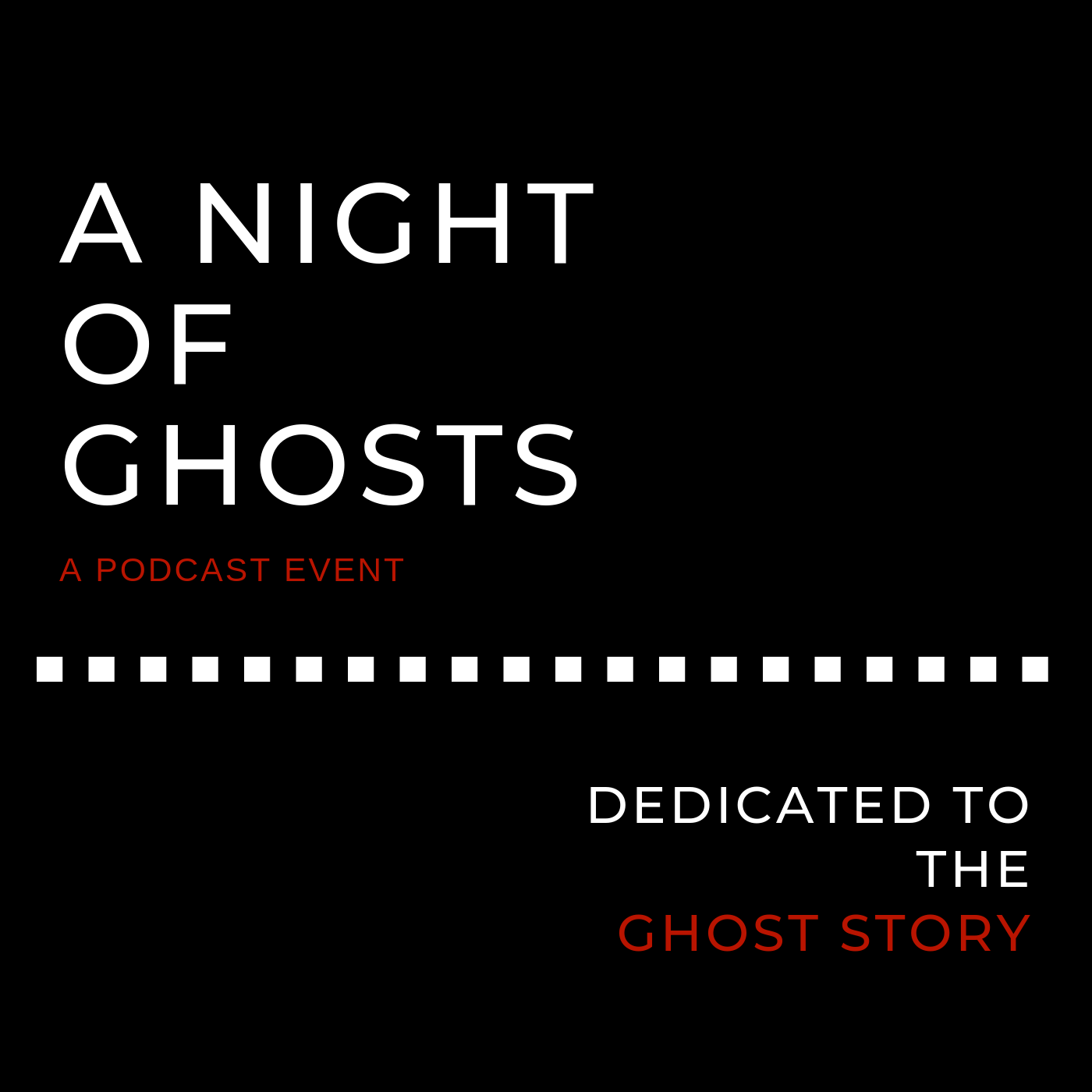 A Night of Ghosts | Guest: Niki Tihor of Mystic Mojo (08-Mar)