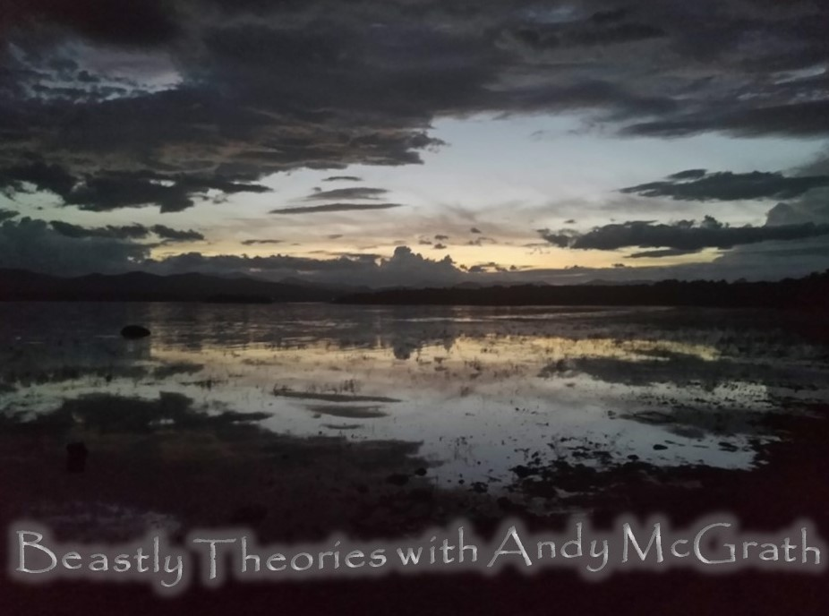 Beastly Theories with Andy McGrath (Episode 13) Denver Michaels - Water Monsters South of the Border