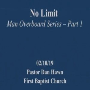 No Limit, Man Overboard Series, Part 1