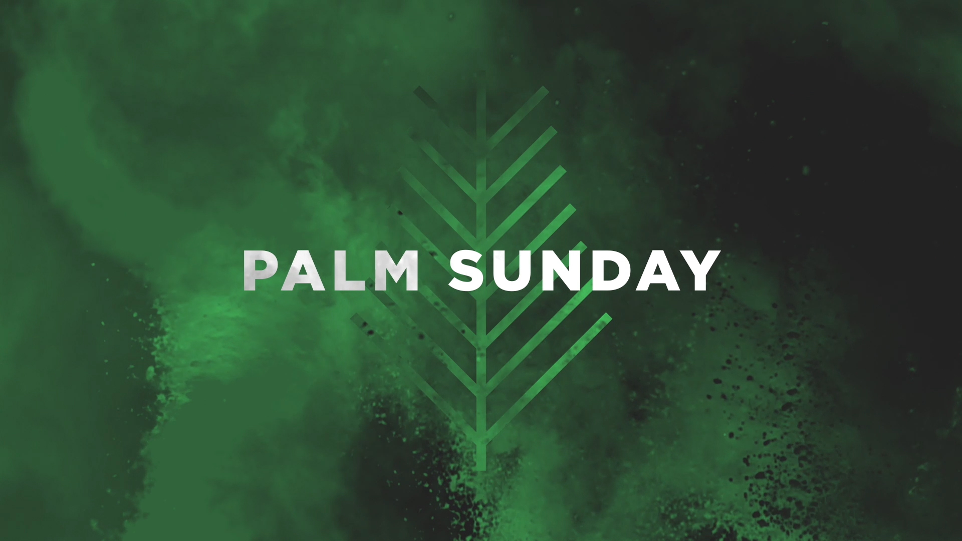 04-14-19 | Palm Sunday | The Two Spheres of the Cross | Mark Anderson