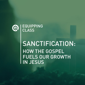 Sanctification: How the Gospel Fuels Our Growth in Jesus (Week 2)