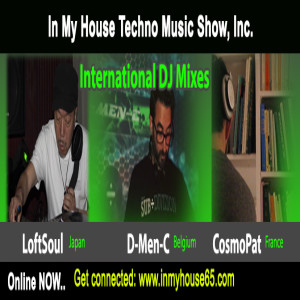 IMH EP 303 International DJ Mixes