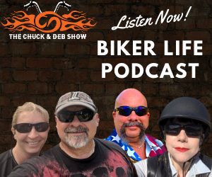 Episode 52:  Meeting Motorcycling Moma Michelle From Canada - Our 52nd Podcast!