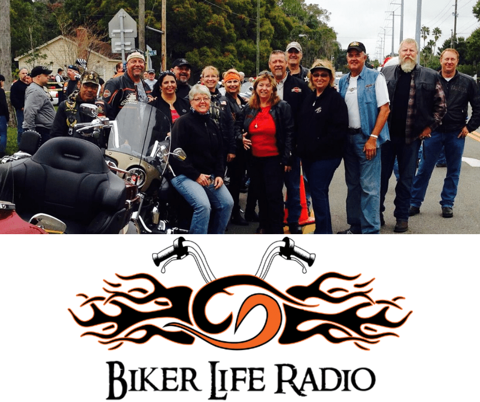 S2 EP11: Motorcycle Group Riding Part 2 - Big Bird Riding In The Rain