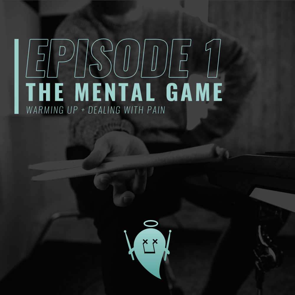 Episode 1: The Mental Game (Warming Up + Dealing With Pain)