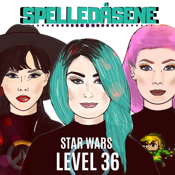 Spelledåsene - Star Wars - Episode 36