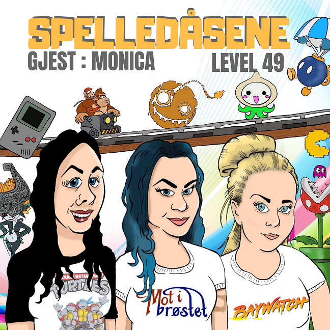 Spelledåsene - Monica - Level 49