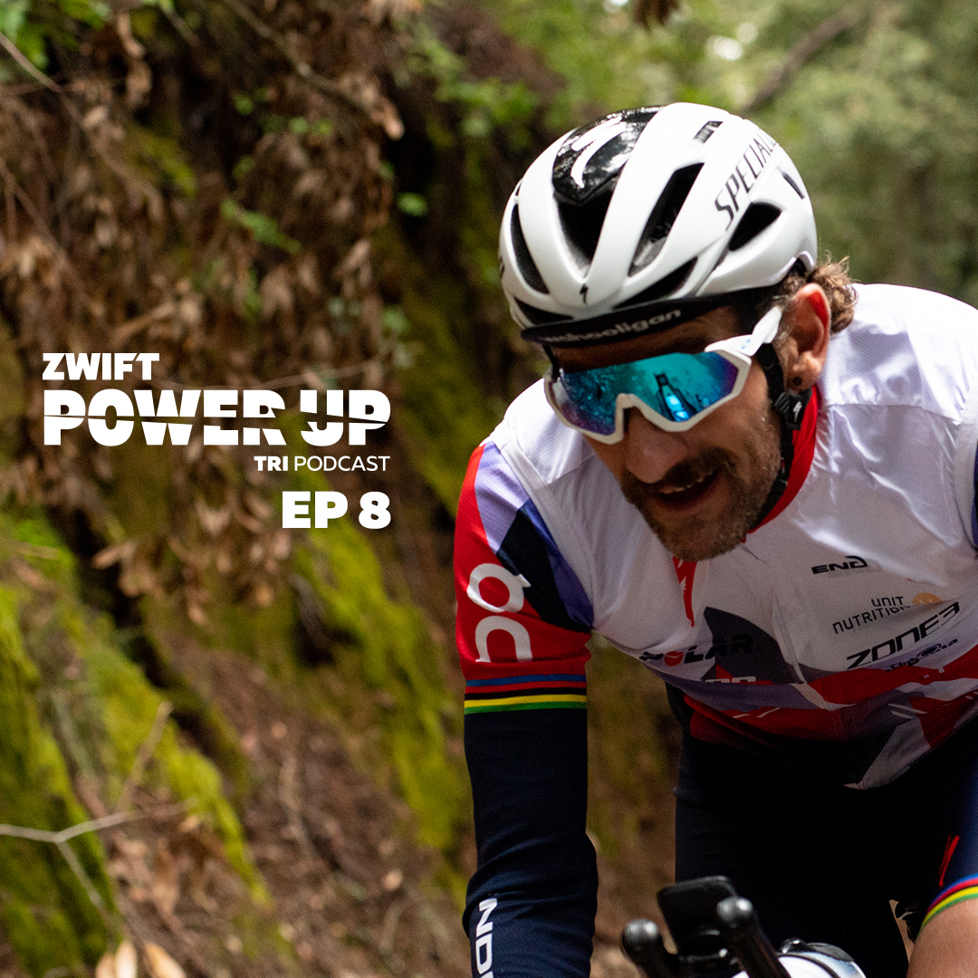 Episode 8 - All About the Zwift Academy Tri Team with Tim Don