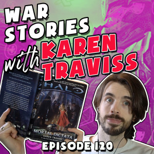 New York Times Best Selling Author Karen Traviss! Writing For Novels, Halo and Gears of War   Grief Burrito Gaming Podcast