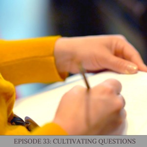 Episode 33: Cultivating Questions