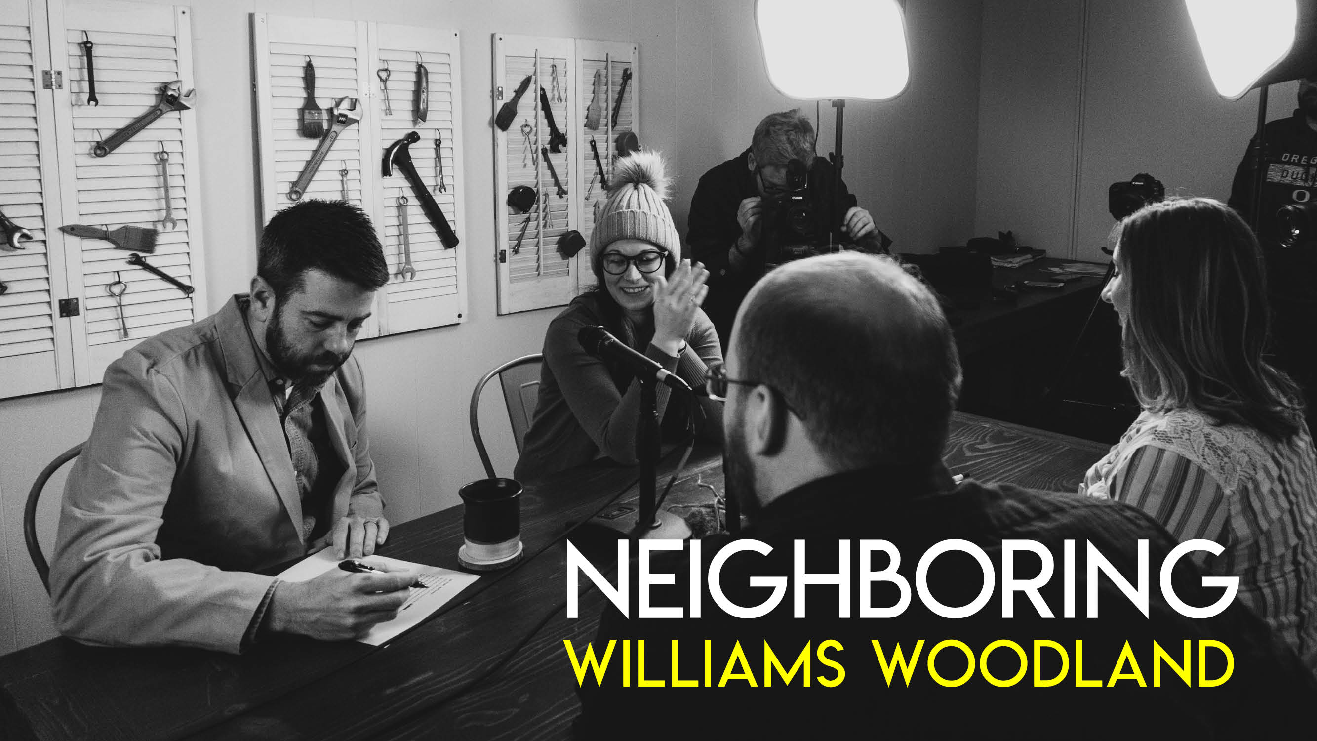 Williams Woodland Park Neighborhood - Part 2 of Healthy Neighborhoods Series
