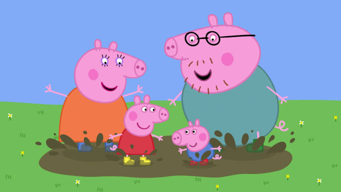 Episode 20 - Peppa Pig (2004-) (with Richard Dyer)