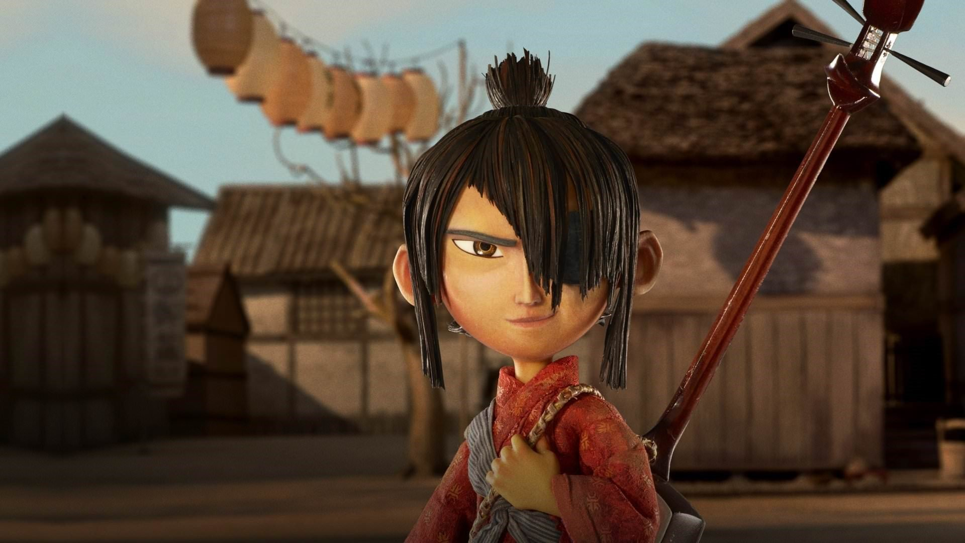 Episode 12 - Kubo and the Two Strings (2016)