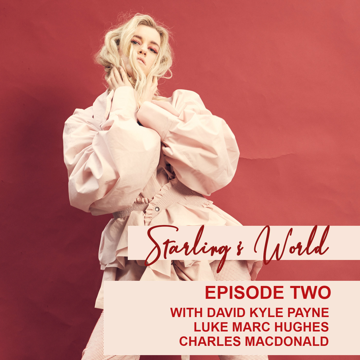 Starling's World meets three world-touring session musicians at the top of their game - Episode 2
