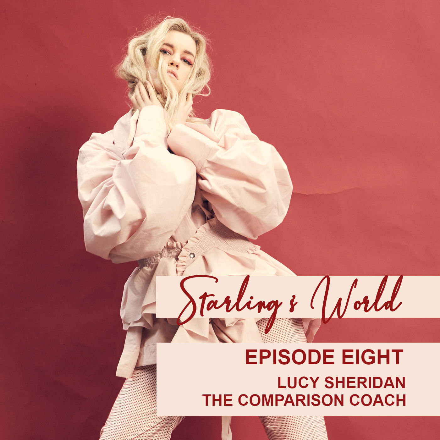 Starling's World meets The Comparison Coach Lucy Sheridan - Episode 8