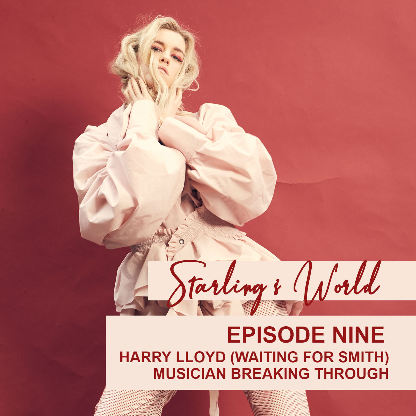 Starlings World meets breaking-through musician Harry Lloyd (Waiting For Smith) - Episode 9