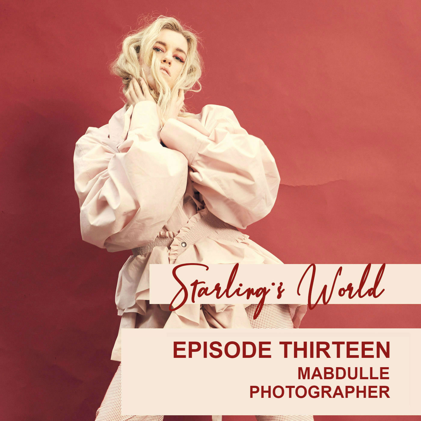 Starling's World meets Stormzy Photographer (among many others) Mabdulle - Episode 13
