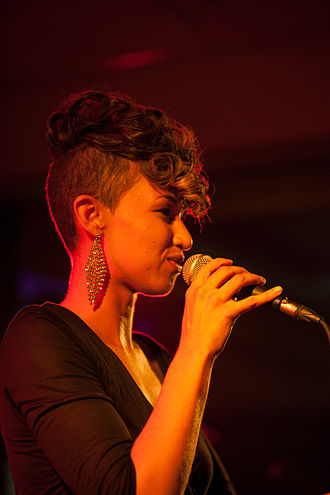 Butterscotch, the vocal percussionist virtuosa, speaks (and beatboxes) with Dolores