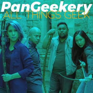 Pangeekery EP23: Special Guests Alix Catherine of Ready. Set. Geek.  And Yichao of Riot Games.  Favorite Geeky Music.  Geek News and More!