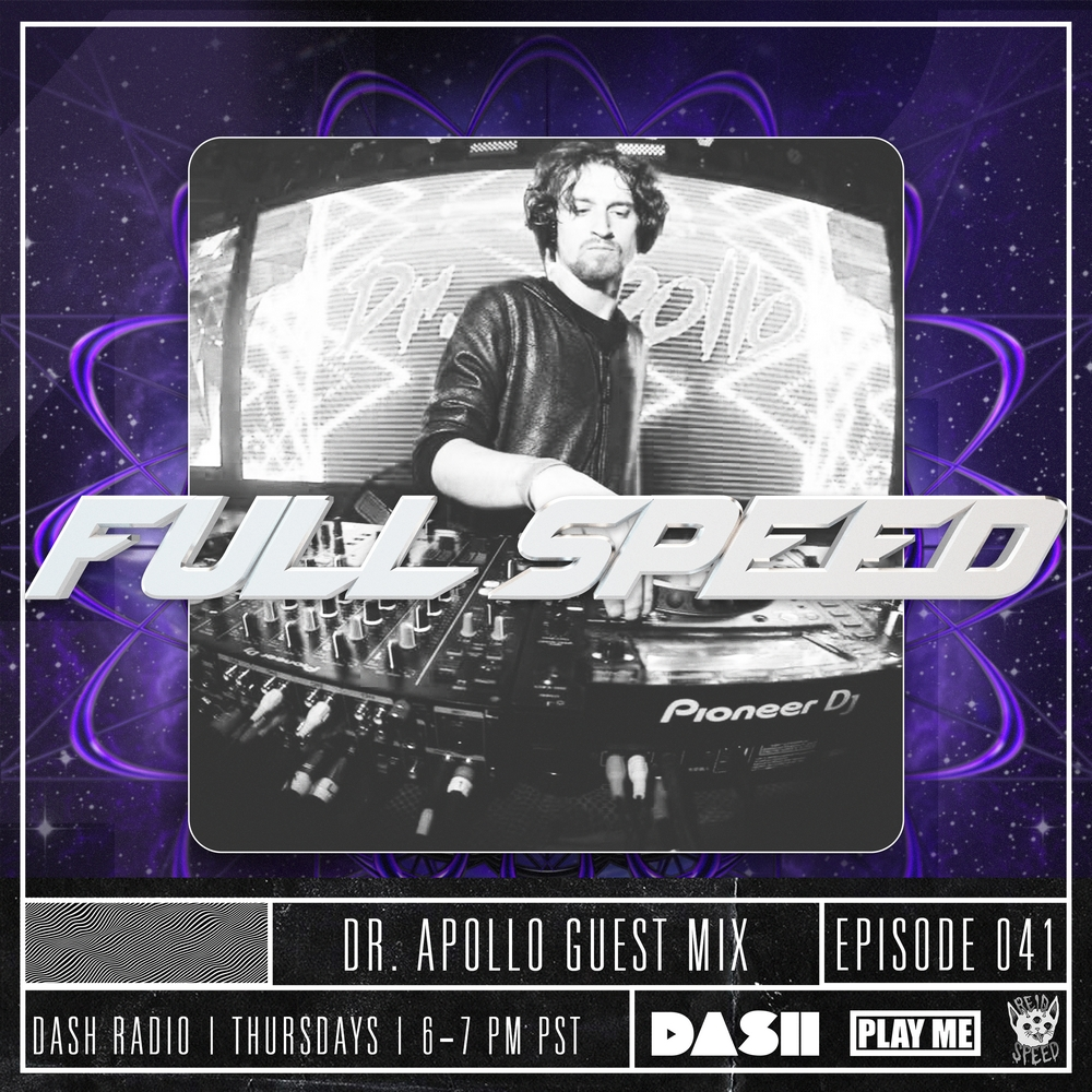 REID SPEED presents FULL SPEED RADIO