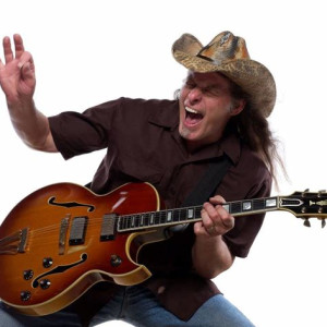 Brian Talks to Ted Nugent!
